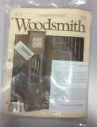 Woodsmith Magazine 70 With Hold Down Clamp Kit, Still In Original Plastic