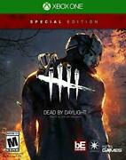 Dead By Daylight Special Edition Xbox One. Brand New. Sealed. Xb1