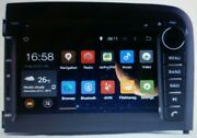 Volvo S80 '99-2005 Quad Core Android 7.1 Car Stereo W/gps Navi And Backup Camera
