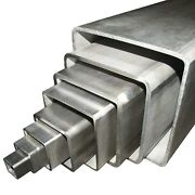 300 X 300 X 8 Grade 304 Stainless Steel Unpolished Box Section Any Length