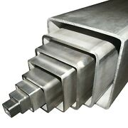 300 X 300 X 10 Grade 316 Stainless Steel Unpolished Box Section Any Length