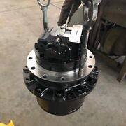 New Final Drive For Komatsu Pc75uu-2 With 4 Hose Connections Only - Free Freight