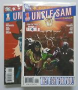 Uncle Sam And The Freedom Fighters 1st And 2nd Series 16 Diff 8.0 Vf 2006 And 2007