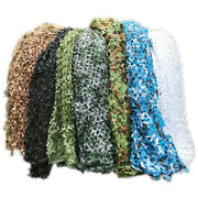 Large Size Military Camouflage Net Hide Sunshade Hunting Camo Netting Cover Tent