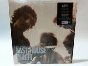 The Last House On The Left David Hess Limited Edition Of 300 White Color Vinyl