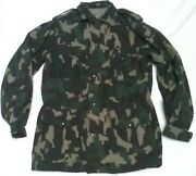 Canadian Sportswear Co. Military Mens Camouflage Camo Jacket Size 7336 / 38