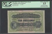 East Africa 10 Shilling 1-1-1951 P29bs Specimen About Uncirculated