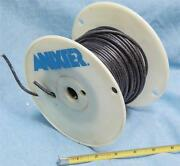 Anixter Black Shielded Engineering Thermocouple Wire Spool Dq