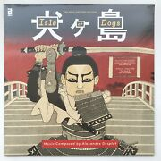 Isle Of Dogs Soundtrack 12andrdquo Red Coloured Vinyl Ep Sealed Limited 250 Copies