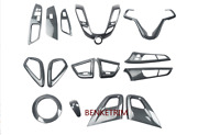 For Hyundai Veloster 2012-2017 Interior Accessories Whole Kit Covers Trim 15pcs