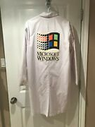 Windows 95 Launch Windows Mechanic Smock Incredibly Rare And Collectible
