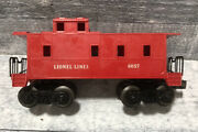Lionel Lines Red 6057