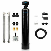 Whole House Well Water Filter System Iron, Sulfur, Manganese, 1 Cuft