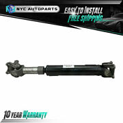 25 Front Prop Drive Shaft For 2001 2002 2003 2004 Nissan Frontier Xterra 4wd V6