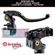 Brembo Radial Brake Master Cylinder 19x18 For Yamaha Yzf-r1 2019