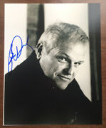 Brian Dennehy Signed Autographed 8x10 Photo Rambo Actor