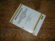 New Holland T7.260 And Autocommand Tier 4b Tractor Steering Wheels Service Manual