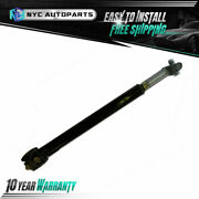 38 Front Prop Drive Shaft Assembly For 1997 Jeep Wrangler 2.5l 4.0l W/ A.t.