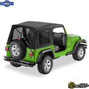1997-2006 Jeep Wrangler Supertop Replacement Soft Top - Spice