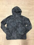 Nike Tech Pack Running Hooded Jacket Black/grey Reflective Size Small Supreme