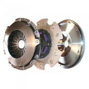 Cg 777 Clutch And Flywheel For Peugeot 307 2.0 Hdi 135hp Models To September 2006