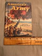 Americas Army Including Air Corps Mini Book 1942