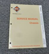 2013-2014 International Ic Llc-be Ce Bus Body Controller Trouble Codes Manual