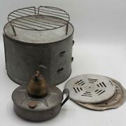 Vintage Camping Oil Burning Stove