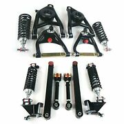 Control Arms 500lb Front/rear Coilover Kit Gm - A Body 1964 - 1966 Small Block