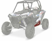 New Polaris Rzr Low Profile Rock Sliders - Indy Red 2881587-293