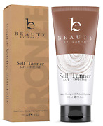 Self Tanner With Organic Natural Ingredients Tanning Lotion Sunless Tanning