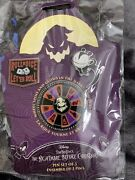 2019 Nightmare Before Christmas Pin Set Sold Out Vhtf