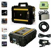 Kyng 2000wh Solar Generator Kit Portable Power Station Back-up Power Supply New