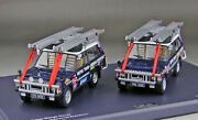 Almost Real 1/43 Land Rover Range Rover The British Trans-americas Expedition