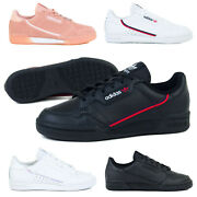 Adidas Originals Continental 80 Youth Women Shoes Athletic Sneakers Lifestyle