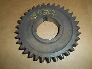 1932 1936 1939 1940 1941 1946 Chevrolet 4 Speed Transmission Counter Gear
