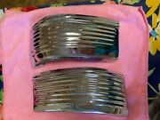 1941 Cadillac Series 60 Only Lower Gravel Guard Moldings