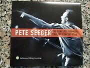 Pete Seeger The Complete Bowdoin College Concert 1960 2cds