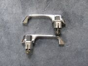 1977 Chev Silverado Pickup Truck Outside Door Handles, Left And Right