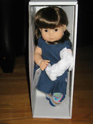 American Girl Bitty Twins 2g Light Skin Brown Hair And Eyes Twin One 1 Girl Doll