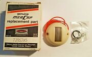 Nos New Old Stock Oem Mercury Quicksilver Mariner 72957a5 Anode Assembly White