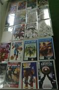 Captain America Specials Annual Comic Lot 35 Books Avg 8.0 Vf Years Vary