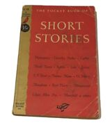 The Pocket Book Of Short Stories - M. E. Speare, 1941 Collectible