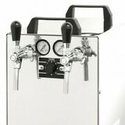 Contact 115/r Green Line - Beer Tapping Plant 2 Lines Stainless Steel Dry Cooler