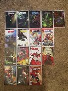 Spawn 291, 292, 293, 294, 295, 296, 297, 298, 299, 3007, And 3019 Main Covers