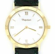 Philip Watch - Classic - Gold 18 Kt - Hombre - 1990-1999 . Swiss Made