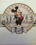 1988 Disney Newsreel Andldquomickey Sixty Years With Youandrdquo By And For Disney Employeeandrsquos