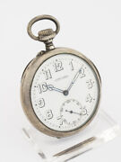 Ulysse Nardin Corps Of Engineers Usa Deck Watch Pocket Watch 1920andacutes