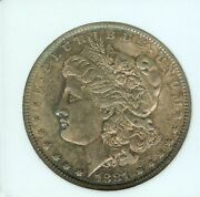 1881 O Morgan Silver Dollar Very Outstanding Appears A Beautiful Gem+ ........