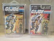 Gi Joe 25th Anniversary Dial-tone Convention..1986 Dial-tone. Both Autographed
